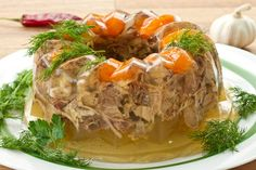 Zimne nóżki European Dishes, Cold Appetizers, Xmas Food, Polish Recipes, Russian Recipes, Vintage Recipes, Diy Food, Tasty Dishes, Food And Drink