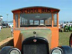 Old School Bus  :)