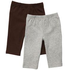 Essential 2-Pack Pants | Baby Baby Boy