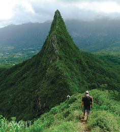 Hawaii is hikers' nirvana, with trails on every island for every level of hiking experience, over multiple varieties of terra firma (and not-so-firma), showcasing every measure of our Islands' world-renowned diversity of landscapes, climate zones and unsurpassed natural wonder.