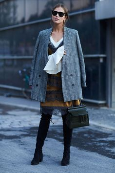 Неделя моды в Копенгагене, весна-лето 2017: street style, Buro 24/7