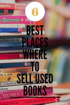 Do you want to know how you can sell used books for cash? Make money today sellling online your used and unwanted books. Make Money Today, Way To Make Money, Make Money Online, Money Fast, Cash From Home, Make Money From Home, Sell Old Books, College Books, Typing Jobs