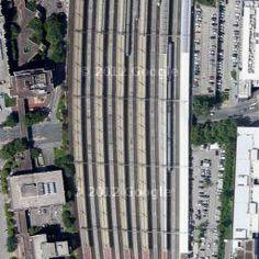 Gare de Lyon Part-Dieu (Lyon, France)