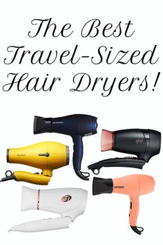 Travel-Sized Hair Dryer | blow dryers | Salon Blow Dryer | Best blow dryer | hair tools | travel hair tools | best blowout