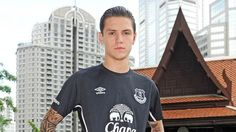 21-year-old Muhamed Besic transfers to Everton.