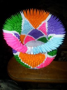 Maha Ahmed Ismail   Album   20120703_104350.jpg…   3D Origami Art