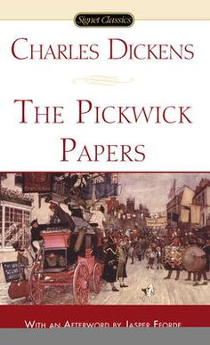 The Pickwick Papers by Charles Dickens,Jasper Fforde, Click to Start Reading eBook, Charles Dickens's satirical masterpiece, The Pickwick Papers, catapulted the young writer into litera