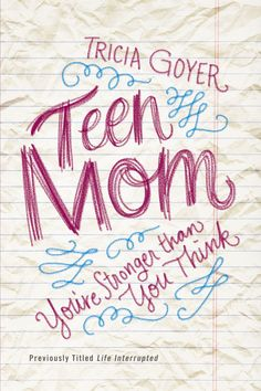 Everything changes the day you become a teen mom...but there are still just as many possibilities for your life after you find out your pregnant.