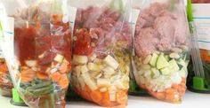 Super-Mom's 31 Crockpot Freezer Meals That Will Simplify Your Life and Save You Money