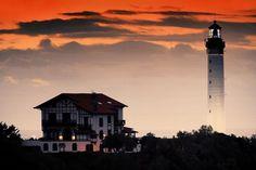 Biarritz Lighthouse, Biarritz, Aquitaine