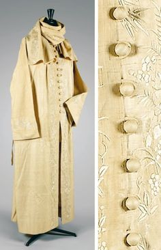 Paul Poiret, ca 1920 Coat