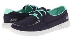 sketchers on the go unite boat shoe- LOVE THESE!