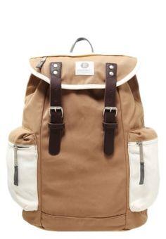 LIAM - Ryggsäck - camel/off white - Zalando. Off White, Camel, Backpacks, Bags, Fashion, Handbags, Moda, Fashion Styles, Camels
