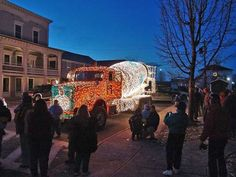 Holiday Stroll: A popular favorite on the day of the Vergennes Holiday Stroll, Dec. 7, will be S.D. Ireland's fully illuminated Holiday Concrete Mixer Truck, the Addison County Gospel Choir, and the festive Vergennes City Park lighting of the trees.