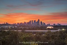 Austin Skyline October Sunrise East 1 photo