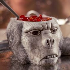 Want This New Invention? Monkey Brains Bowl  ... see more at InventorSpot.com