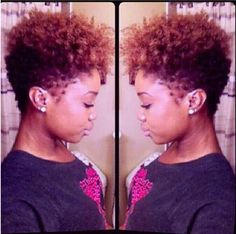 Tapered natural cut