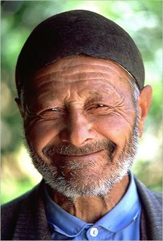 Iranian farmer-❤ that face!!