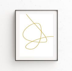 MODERN DIGITAL ART  A simple, quick and affordable way to give your decor a modern twist.
