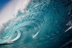 Photo of the Day: Banzai Pipeline Wave #hawaii #photography #surfing #ocean