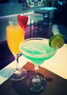 Cocktails en @gulaalmerimar