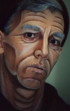 stage make up, old age makeup design, man Maquillaje Halloween, Halloween Makeup, Old Age Makeup, Makeup Charts, Dramas, Character Makeup, Special Effects Makeup, Special Makeup, Theatrical Makeup