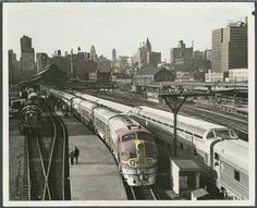texas chief | ... & Santa Fe Railway Company's Texas Chief, Chicago, Illinois - Page