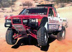 SCT Roger Mear's Budweiser Nissan Hardbody/Kingcab - AU$33.00 ...