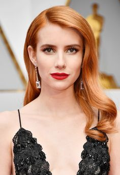 Confirmed: These are the Very Best Beauty Looks from the 2017 Oscars via @ByrdieBeautyAU