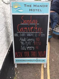 Sunday Carvery, Chalkboard Quotes, Art Quotes