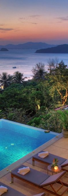 Villa Kiana...Cape Panwa, Phuket, Thailand  | LOLO