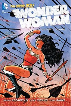 Wonder Woman, Vol. 1: Blood (The New 52) DC Comics