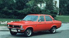 Opel - 1970 - Opel Ascona A Luxus, 1970–1975.
