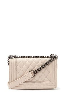 Quilted Mini Crossbody | Forever 21 - 1000181392