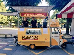 """""""Pratorosso. Birrificio Agricolo"""", a Settala (Milano)."""