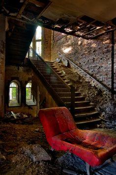 Abandonded: City Methodist Church - Gary, Indiana