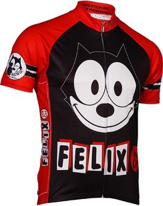 8066f9671 O Gato Felix. Cycling JerseysCycling ...