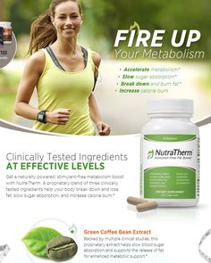 Fire up your Metabolism with Melaleuca NutraTherm! Really good and amazing more natural & safe products. Www.Melaleuca.com/angy