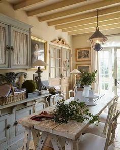 99 French Country Kitchen Modern Design Ideas (33)