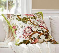 Laina Palampore Print Pillow Cover #potterybarn