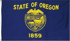 Indoor/Outdoor Mail In State Flags, Oregon & Washington State, 5 ft. x 3 ft. (AVT83301) Category: Maps and Globes by Advantus. $0.99. Save 99%!