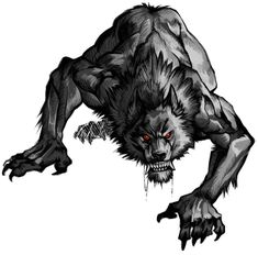 Creatures Of The Night, Weird Creatures, Fantasy Creatures, Mythical Creatures, Beast Logo, Male Witch, Werewolf Art, Beast Creature, Vampires And Werewolves