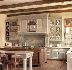 Traditional Neutral Kitchen | Traditional > Neutral > Kitchens | LUXE Source
