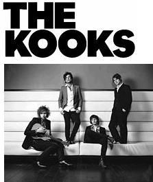 I like the font for the kooks logo. I like it because it's simple, easy to read and looks professional and minimalistic. This will help inspire my masthead or contents page title font.