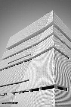 Herzog and De Meuron — New wing at Tate Modern