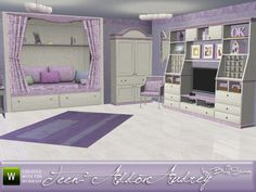 Furniture On Sale Sims 3 Rooms, Sims 4 Beds, 3 Kids Bedroom, Sims 4 Bedroom, Bedrooms, The Sims 4 Pc, Sims Four, Sims 4 Ps4, Sims Cc