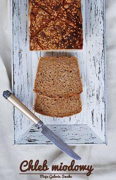 Chleb miodowy