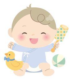 BEBÊ Baby Shawer, Cute Baby Boy, Baby Art, Baby Cartoon Characters, Cartoon Boy, Nursery Rhyme Party, One Month Baby, Baby Posters, Baby Prince