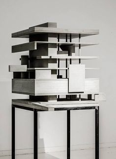 archimodels: © marte marte architects - exhibition ´concrete works´, office building - lustenau, austria - 2002