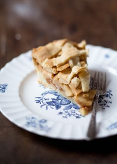 Old Fashioned Dutch Apple Tart — Cavoletto